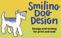 Smiling Dog Design